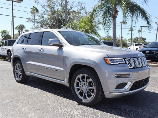 2020 Jeep Grand Cherokee Summit 4x2 St Petersburg Fl Gulfport South Pasadena Lealman Florida 1c4rjejg8lc141012